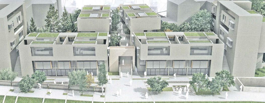 Proyectos estudiantes arquitectura