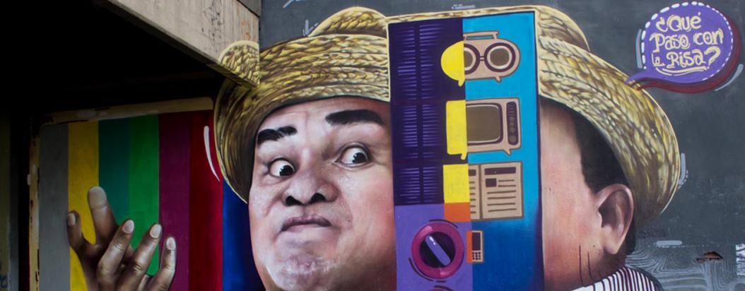 El muralismo de Badsura como herramienta de reconciliación entre los venezolanos