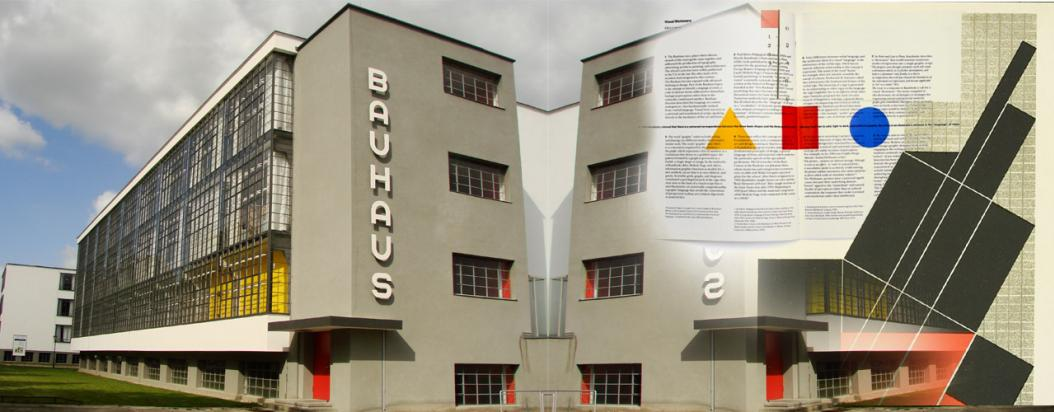 Libros gratuitos de la Bauhaus.