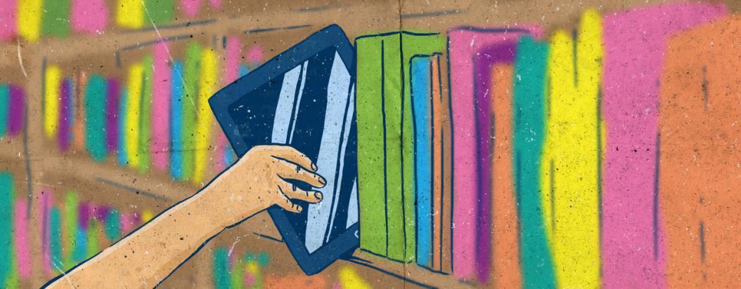 Booklick, la plataforma digital que quiere acabar con las fotocopias