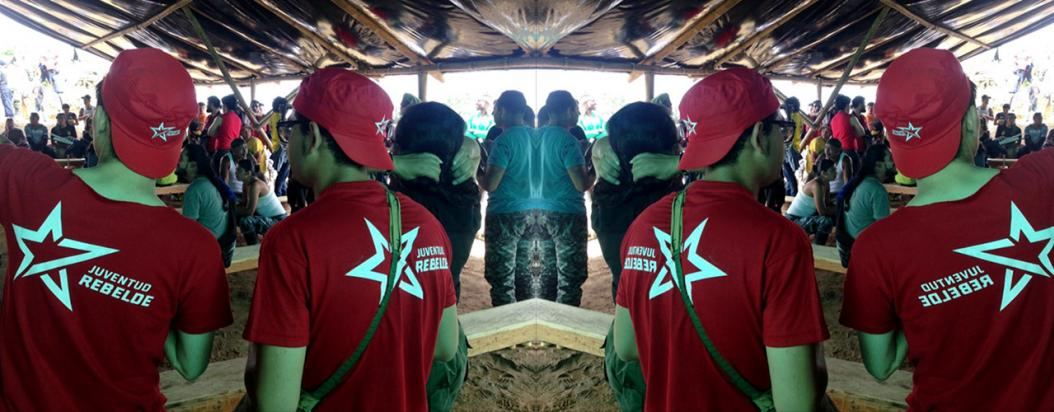 caravana de la juventud por la paz