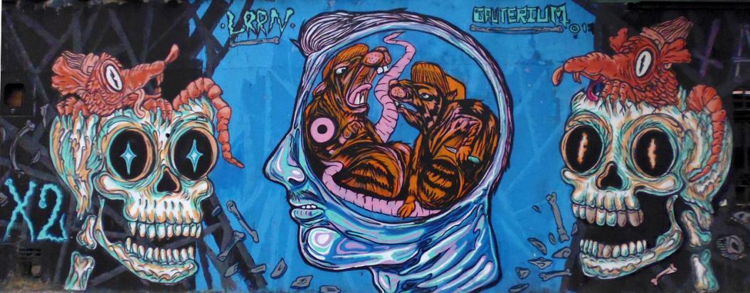 x2 crew arte urbano