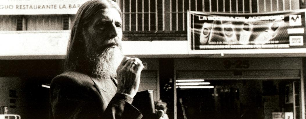 Iván Herrera: retratos del Centro de Bogotá que inspiraron 'La fuerza del dragón'