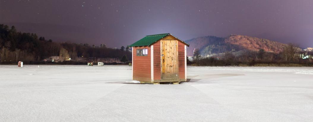 Ice Shanties