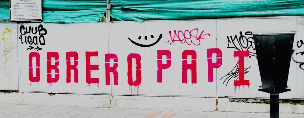 mujeres grafiteras