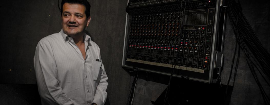 Henry Cavanzo, bajista e ingeniero de sonido