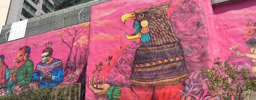 muralismo indigena latinoamerica