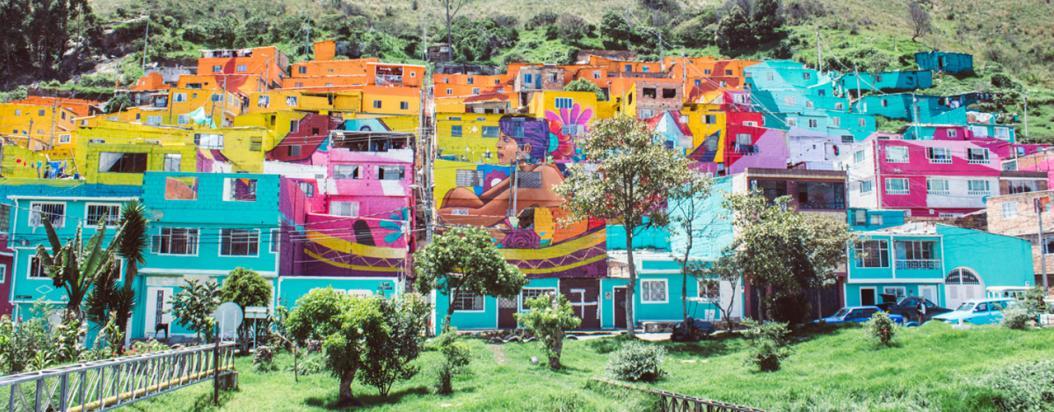 Cartel urbano periodismo callejero y cultura alternativa for Barrio ciudad jardin sur bogota