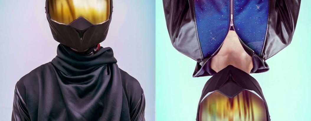 Jerfo: diseño independiente y futurista que experimenta con la reasignación de materiales