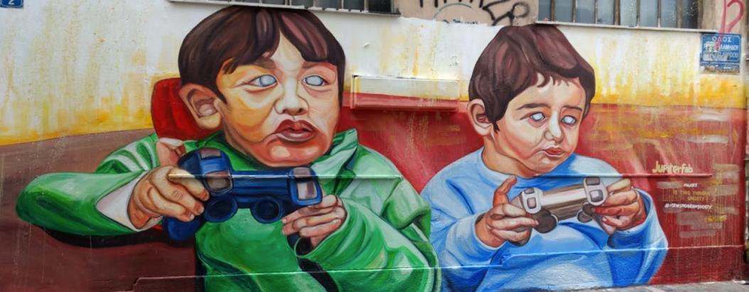 jupiterfab murales italia