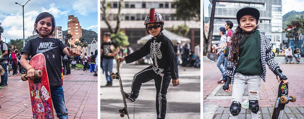go skateboarding day bogotá