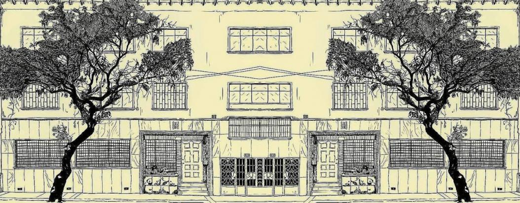 La transformación del barrio Armenia en distrito artístico de Bogotá