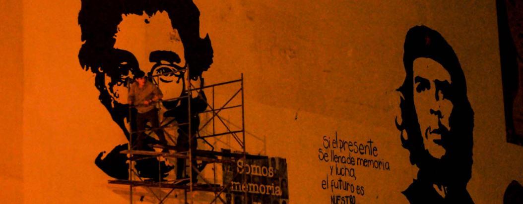 La sonrisa de Jaime Garzón ya tiene su lugar en la Nacho