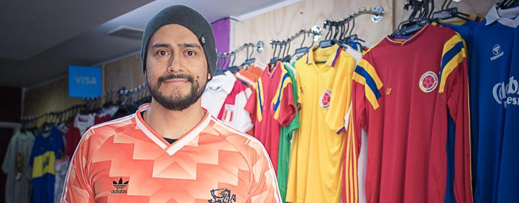FlashBack Retro: camisetas de culto para futboleros