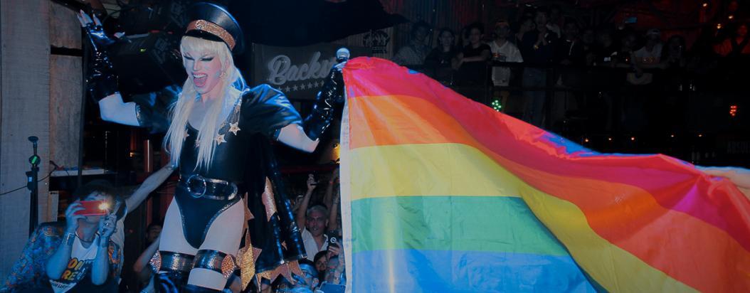 Reviva en fotos el cierre que Aquaria le regaló a Bogotá en su Día del Orgullo LGBTI