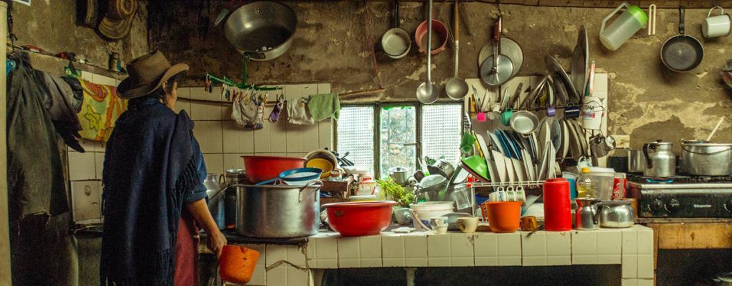 La memoria biocultural del campo en las fotos de Lucas Rodríguez