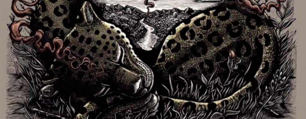 Portada serigrafías de Stinkfish
