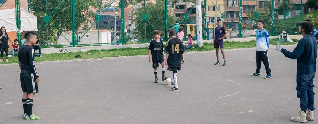 Liga de Fútbol Popular Bogotá