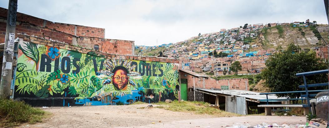 'Survamos': resistencia artística en Ciudad Bolívar contra la minería y la estigmatización
