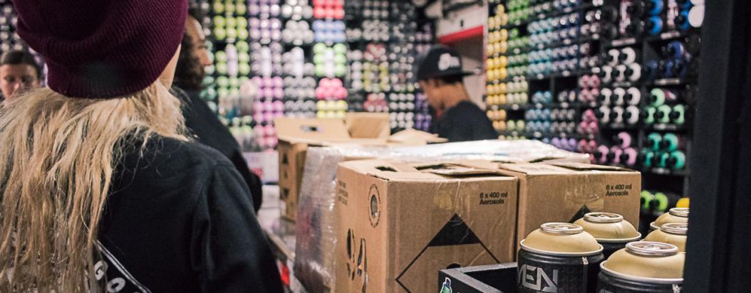 Dmental Grafiti Shop 5 años
