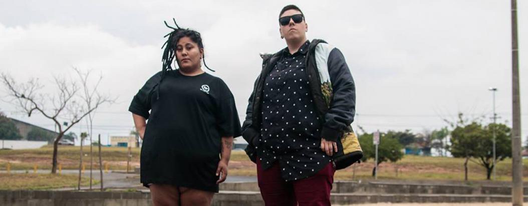 Issa Paz y Sara Donato, dos chicas de Sao Paulo, han vivido en piel los prejuicios de una sociedad que se rige por cánones de belleza que exaltan la delgadez.