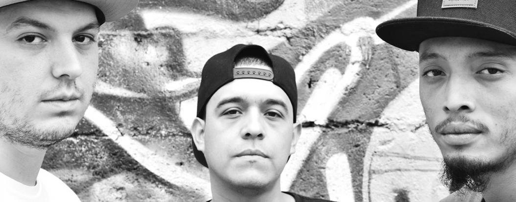 Un estudio de grabación casero de rap en Medellín 1