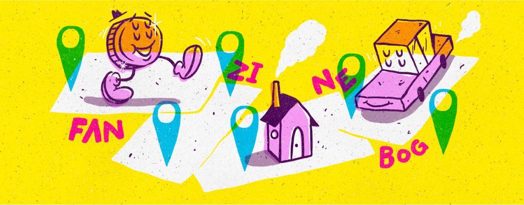 La ruta fanzinera Cartel Urbano