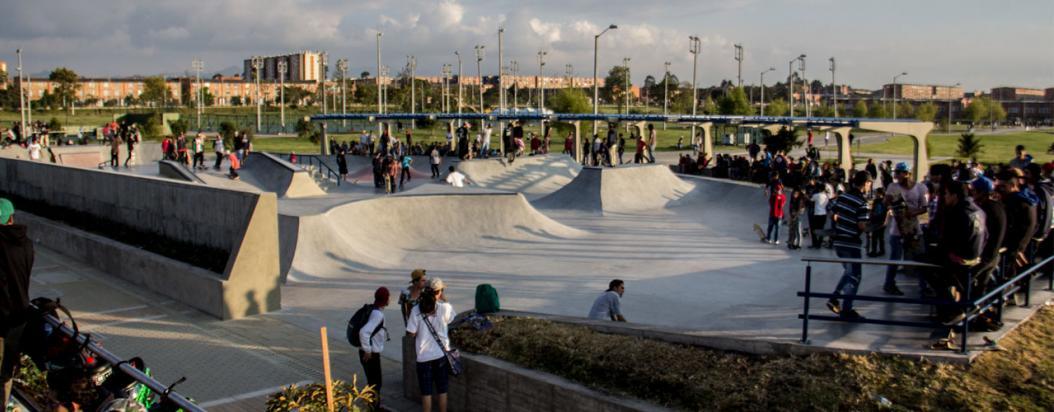 skate park fontanar del rio