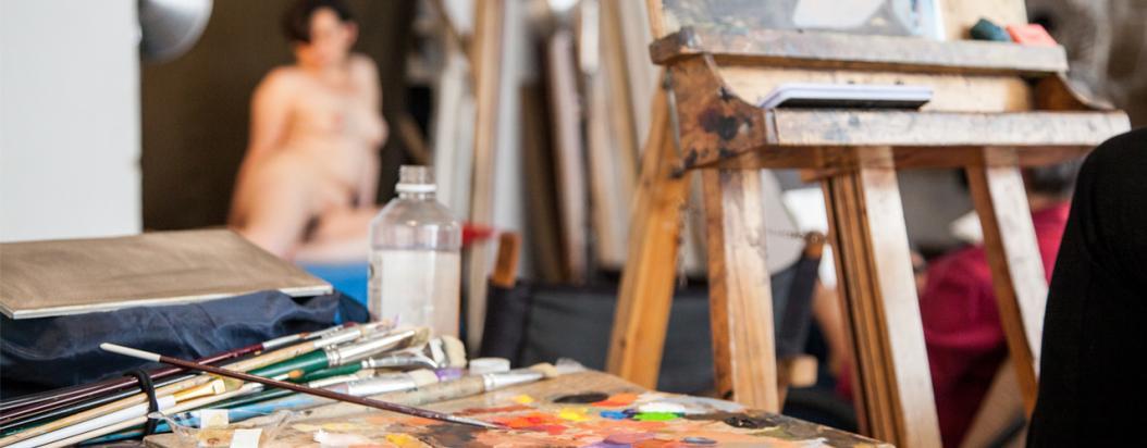 talleres de artistas en Bogota