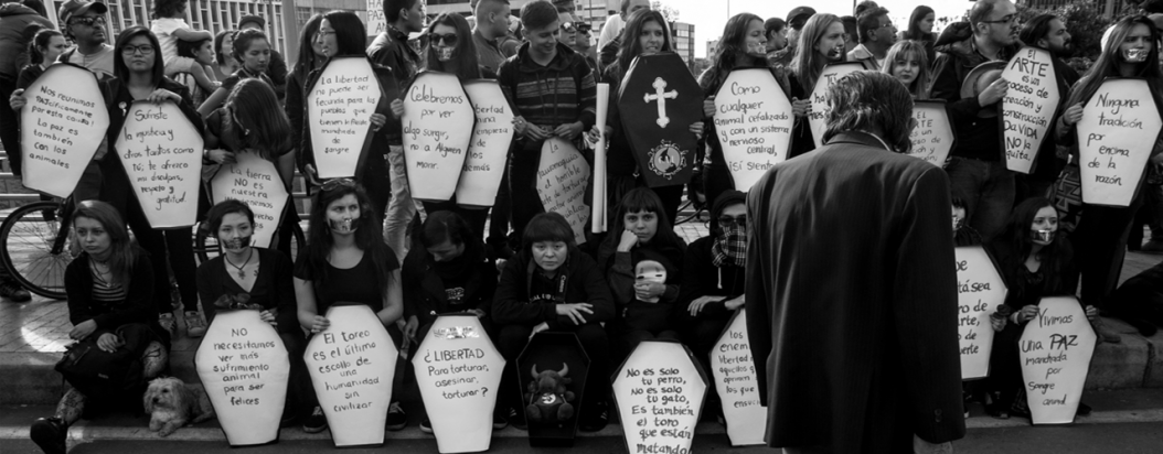 marcha antitaurina