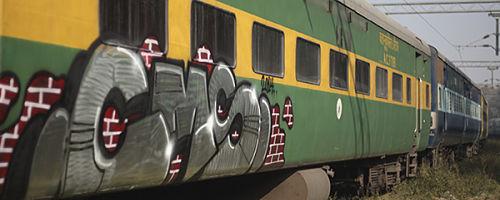 pintadas de trenes colombia