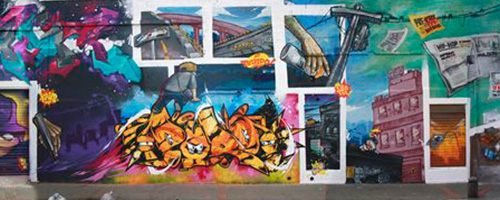 diego felipe becerra grafitero asesinado