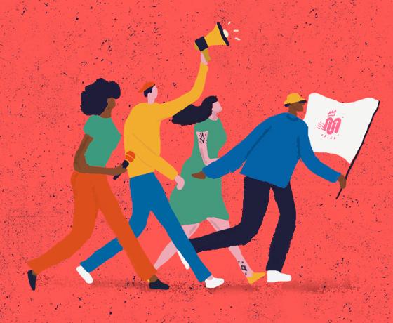 """""""Nosotros trabajamos para el barrio"""": activismos que se paran duro en la Cumbre Latinoamericana de Hip Hop 2019"""