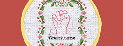 Craftivismo Cartel Urbano