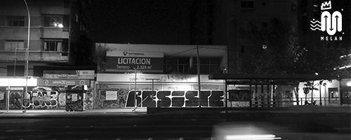 Grafiti plebiscito Chile