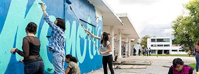 Semana de la Memoria Universitaria Cartel Urbano