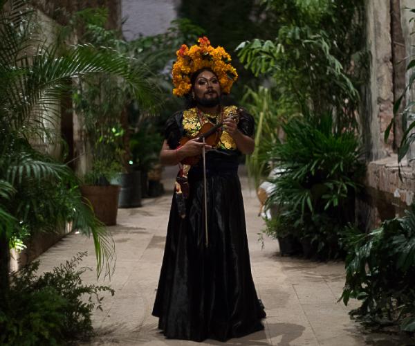 Bruja de texcoco música mexico pride