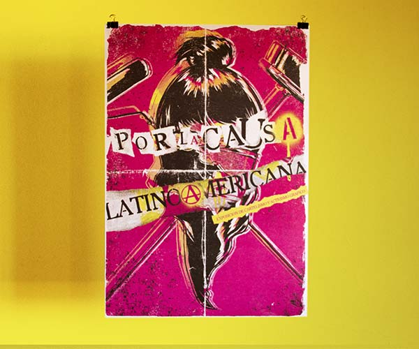 'Por la Causa Latinoamericana': el grito gráfico que recopila la obra de 70 artistas del continente