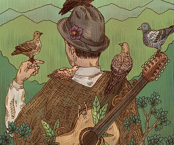 En 'El Convite de los Animales' Jorge Velosa le da voz al campo y sus especies