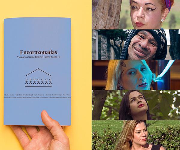 'Encorazonadas': narrar la memoria trans del barrio Santa Fe