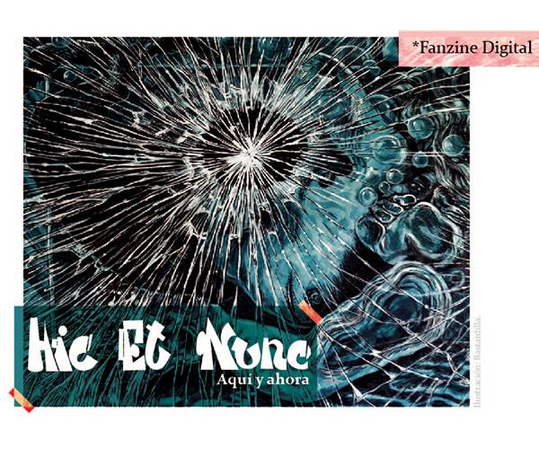'Hic Et Nunc': el fanzine que reúne el trabajo de algunas tesas del arte urbano y el grafiti