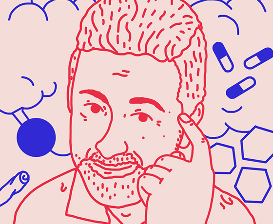 Este es el activismo psicoactivo de Julián Quintero, el fundador de Échele cabeza