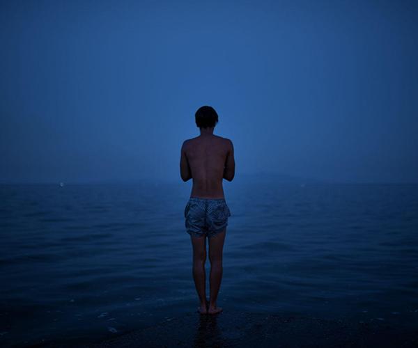 Fotoensayo: Blue Lesbos