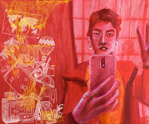 Cuarentena en el exterior: tres artistas colombianos hablan de cómo se vive la cuarentena lejos de casa