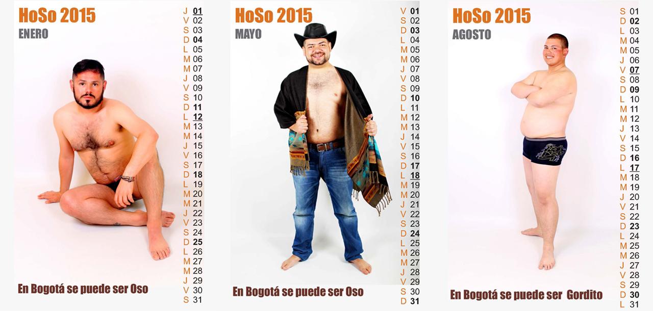 Calendario Gay.Un Calendario Gay Contra La Endodiscriminacion Cartel Urbano