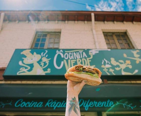 Para los colectivos y restaurantes veganos en Bogotá la lucha no es solo animalista