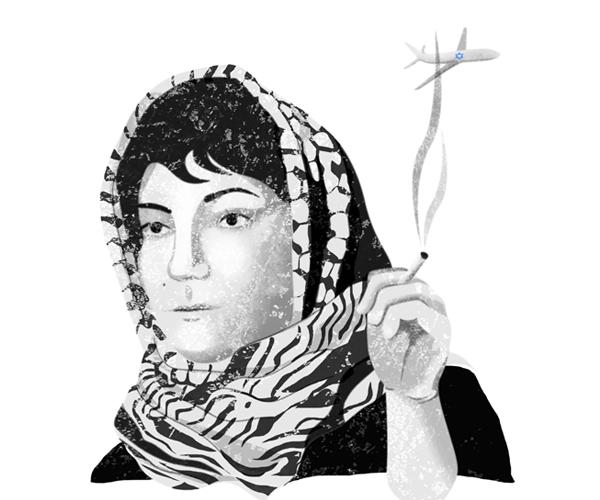 Una secuestradora de aviones cuenta su historia.