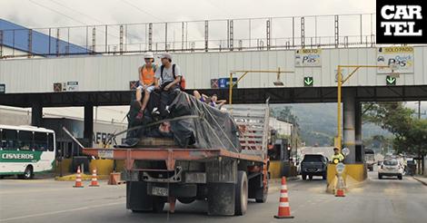 Los 'Rostros de K-rretera' detrás de la pasión por el Deportivo Independiente Medellín