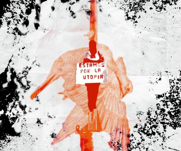'Estamos por la utopía': un compilado contra la violencia policial grafica de billy rayes doris salsero