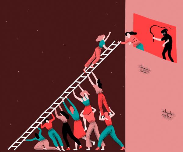 Violencia de género en cuarentena